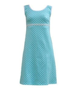 mixed kjole