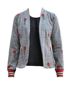 mixed jakke
