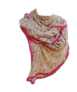 Mixed tørklæde
